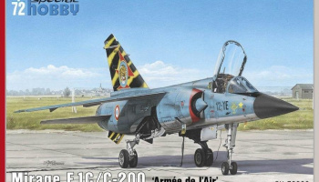 1/72 Mirage F.1C/C-200 Armée de `l Air