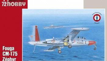 1/72 FF-1 US Navy Two-seat Fighter
