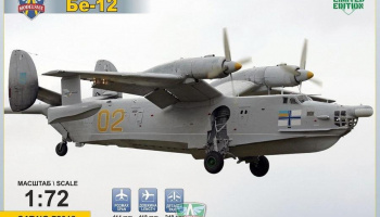 "1/72 Beriev Be-12 ""Chayka"" (re-release)"