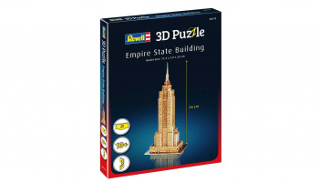 3D Puzzle REVELL 00119 - Empire State Building - Revell
