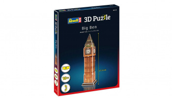 3D Puzzle REVELL 00120 - Big Ben - Revell