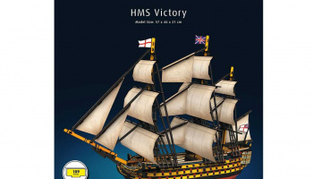 3D Puzzle REVELL 00171 - HMS Victory