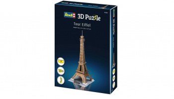 3D Puzzle REVELL 00200 - Eiffel Tower