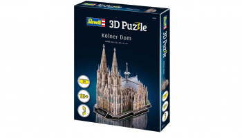 3D Puzzle REVELL 00203 - Cologne Cathedral
