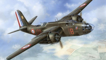 1/72 Boston Mk.IV/V 'The Last Version in RAF and Free French Service'