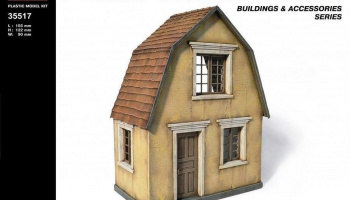 1/35 Polish Village House