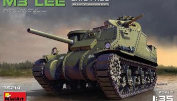 1/35 M3 Lee Late Prod.