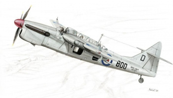 1/48 Fairey Barracuda Mk.5