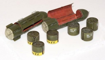 1/35 German supply bombs