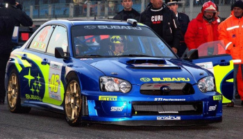 Subaru - World Rally Blue 2001-2006 - Zero Paints