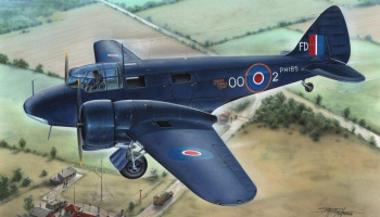 1/48 Airspeed Oxford Mk.I/II Royal Navy