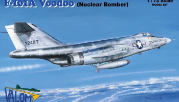 1/72 F-1401A Voodoo (Nuclear bomber)