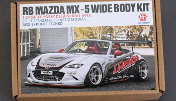 1/24 RB MAZDA MX-5 Wide Body Kit - Hobby Design