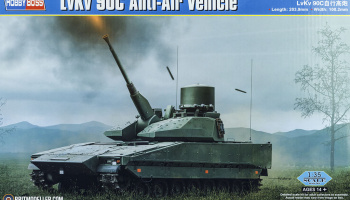 Lvkv 9040C Anti-Air Vehicle 1:35 - Hobby Boss