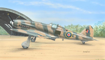 1/72 Fiat G.55 Centauro Captured Fiats