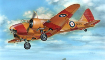 1/48 Airspeed Oxford Mk.I/II Commonwealth Service