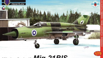 1/72 MiG-21BIS w/weapons Fin,Ind,Rus,Cuba