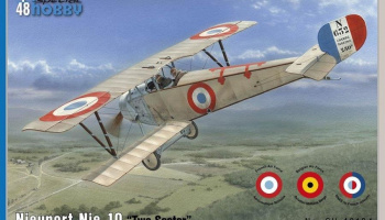 1/48 Nieuport 10 Two Seater