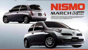 NISMO March S tune - Fujimi
