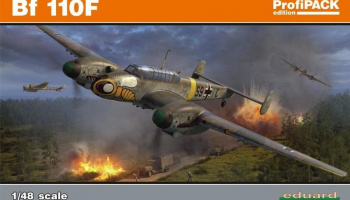 1/48 Bf 110F