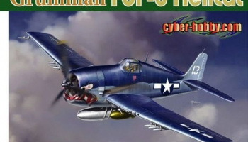 Grumman F6F-3 Hellcat (Golden Wings Series) 1/72 - Dragon