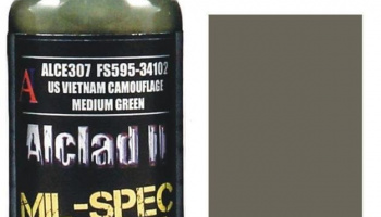 US Vietnam Camouflage Medium Green - 30ml