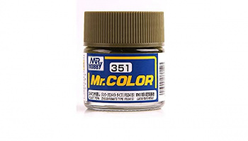 Mr. Color C351 - FS34151 Zinc Chromate - Gunze