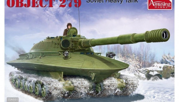Russian Object 279 1/35 - Amusing Hobby