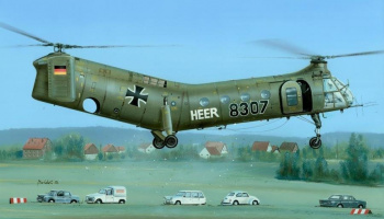 1/48 H-21 Workhorse German & French Marking
