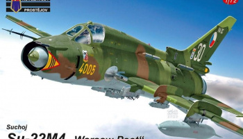 "1/72 Su-22M4 ""Warsaw Pact"""