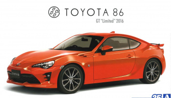 Toyota ZN6 TOYOTA86 `16 (Model Car) - Aoshima