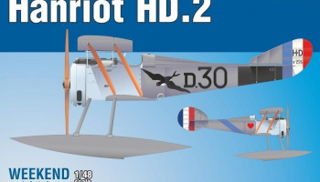 1/48 Hanriot HD.2
