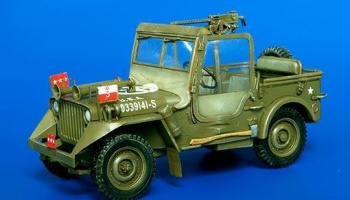 1/35 Patton´s Jeep