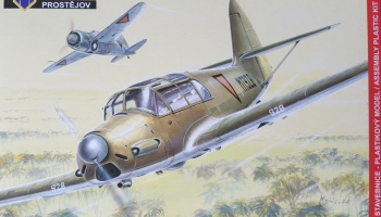 1/72 Messerschmitt Bf 108B/K-70 in foreign services