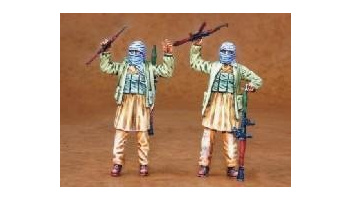 1/35 Iraq Warriors (2 fig.)