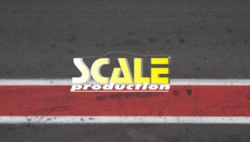 Self Adhesive Pit-Lane Stickers 6 - SCALE PRODUCTION