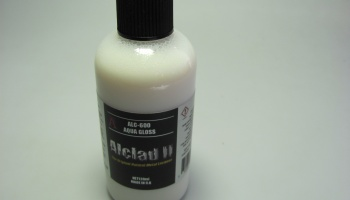 Aqua Gloss Clear 120ml - Alclad II [ALC600]