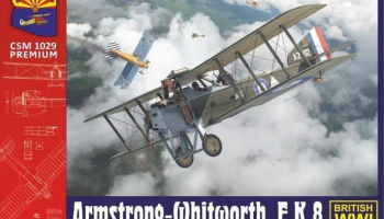 Armstrong-Whitworth F.K.8 Early production version 1/48 - Copper State Models