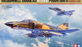 McDonnell Douglas F-4E Phantom II Early Production 1:32 - Tamiya