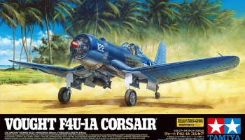 Vought F4U-1A Corsair - Tamiya