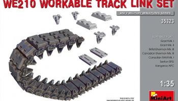 1/35 WE210 Workable Track Link Set