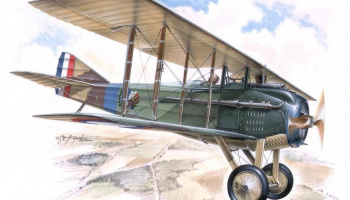 1/48 SPAD VII C1 RFC and US Air service