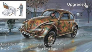 1/35 VW type 82E UPGRADED