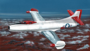 1/48 D-558-I Skystreak NACA