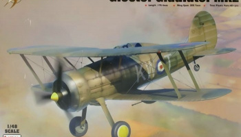 Gloster Gladiator MK2 (1:48) - I Love Kit
