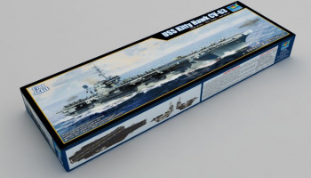 USS Kitty Hawk CV-63 1/700 - Trumpeter
