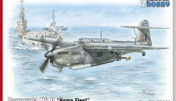 1/72 Fairey Barracuda Mk.II Home Fleet