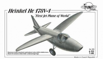 1/32 Heinkel He 178 First Jet Plane Of World