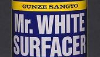Mr.White Surfacer 1000 170 ml - Gunze