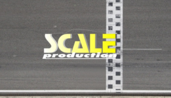 Self Adhesive Pit-Lane Stickers 7 - SCALE PRODUCTION